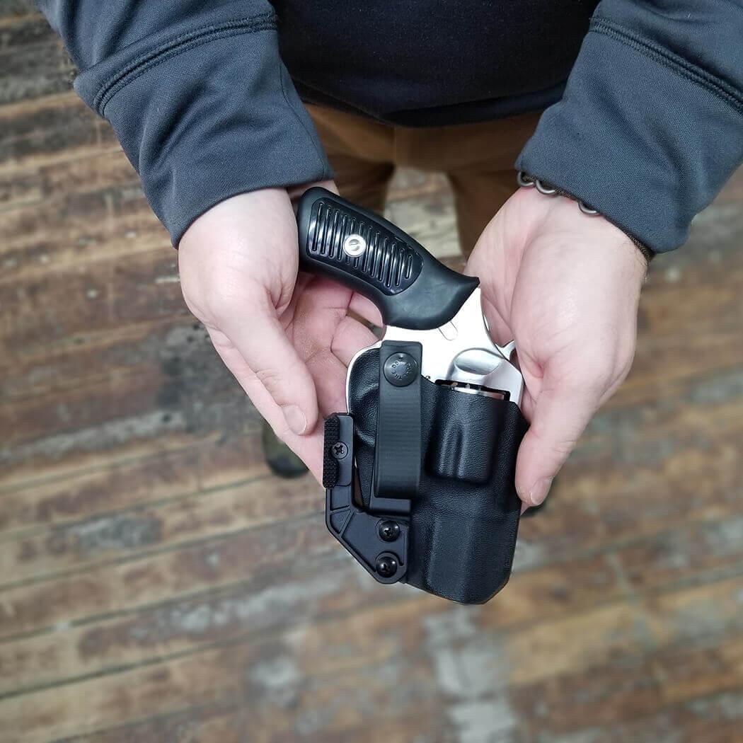 Kydex Style Inside the waistband Gun Holster